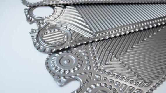 Plate Heat Exchanger Parts